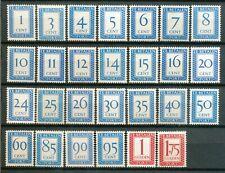 Nederland Port   80 - 106 postfris