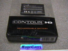 CONTOUR HD PLUS PLUS2 CONTOURGPS VHOLDR 1200-1300 3.7V LI-ION BATTERY PACK OEM