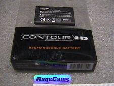 DC BATTERY*4*CONTOURHD 1080p 720P VHOLDR 1200-1300 3.7V