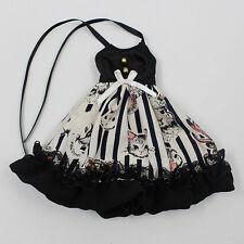 "Takara 12""Blythe Doll Factory Outfit Black Dress"
