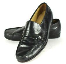 Bostonian Stockbrige Men's Size 13 M  Black Leather Dress Loafers  28091
