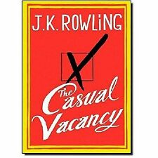 J.K. Rowling Hardcover Fiction Books in English
