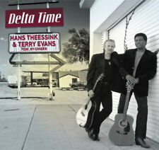 BLUE GROOVE | Hans Theessink & Terry Evans - Delta Time 180g LP