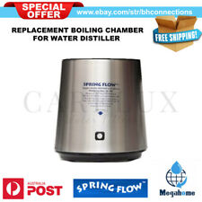 Megahome Water Distiller Stainless Steel Replacement Boiling Chamber