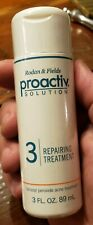 New Sealed PROACTIV REPAIRING TREATMENT Lotion Step 3 oz Acne Care Expired 2015