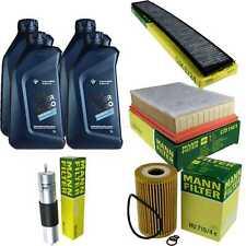 Inspektionspaket 4L für BMW Öl TwinPower 5W-30 MANN-FILTER 3er E46 64030225
