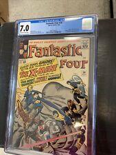 Cgc Graded  7.0  Fantastic Four #28