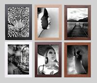 PHOTO PICTURE FRAME POSTER FRAMES LARGE SMALL ALL SIZES A1 A2 A3 A4 8x10 Frame