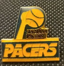 1988 Indiana Pacers lapel Pin Vintage NBA basketball By Peter David