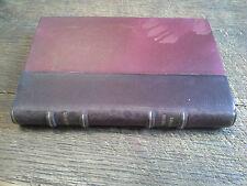 Mes songes que voici / André Maurois / édition originale 1932  demi-reliure cuir