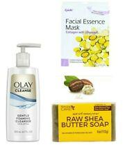 Olay Gentle Clean foaming Cleanser, Oil Free, 6 Fl.oz, Bundle