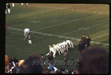 Nov 2 1968 35mm  Photo slide Yale vs Dartmouth Football Game #10