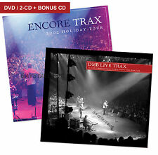 Dave Matthews Band DMB Live Trax Vol 40: MSG,NY DVD/2-CD SET+ WAREHOUSE BONUS CD