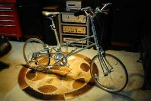 Rare! Used Bridgestone Transit Sport TS2016 folding bike
