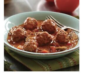 Optavia Turkey Meatball Marinara Meal Flavors Of Home By Medifast