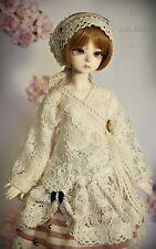 BJD 1/4 MSD Outfit Dress Set