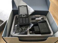 Nokia  6300 - Schwarz -(ohne Simlock) Neu!!! !! 100% Original!