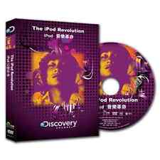 Discovery Channel: The iPod Revolution TAIWAN DVD ENGLISH