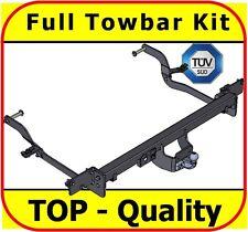 Towbar Tow Bar TowHitch Trailer Fiat Ducato L4 Van 2006 - On / Full Towbar Kit