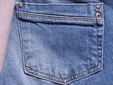 DIESEL RONHAR 8SR WOMENS BOOTCUT FIT STRETCH JEANS SIZE 24x32 NEW MADE IN ITALY