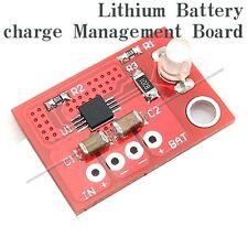 Litio Battery charge Board 3.7v revertido módulos 4.2v - Charger controlador solar