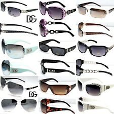 Lot 6 Random Pairs DG Sunglasses Fashion Designer Shades Wholesale Shield Pilot