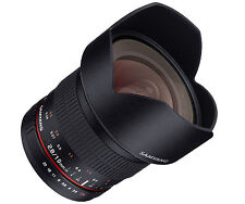 Samyang 10mm F/2.8 ED AS NCS Wide Angle Lens for Canon 70D 7D Free ship