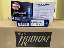 4pcs/set NGK 5464 Iridium Spark Plugs BKR5EIX-11