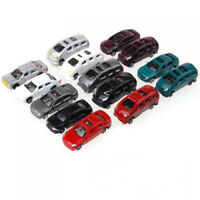 100pcs Painted Model Cars Layout Scale N Z (1 to 200)