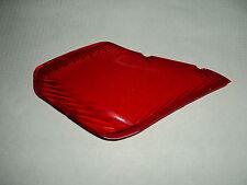 CLIGNOTANT en verre droite,Rouge pour APRILIA ATLANTIC 125-500ccm original AP