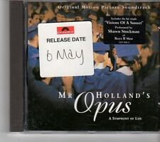 (FH192) Mr. Holland's Opus, A Symphony of Life - 1996 CD