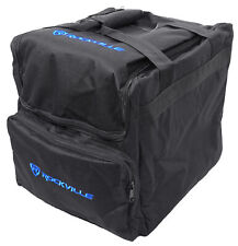 Rockville Transport Bag for (1) Chauvet Line Dancer Rotating Dance Floor Light