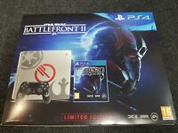 Star Wars Battlefront II (2) Limited Edition Grey 1TB Playstation 4 PS4 - BN&S