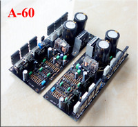 2pcs Reference Gold A60 Current Feedback Board Kit Power Amplifier Board