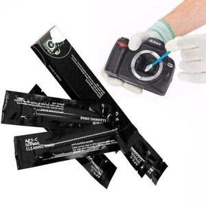 5Pcs/Set APS-C CCD/CMOS Sensor Cleaning Swab Kit For DSLR Lens E7D4 Y0H5  SALE