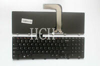 For Dell Insprion 15R N5110 M5110 MP-10K73US-442 4DFCJ 04DFCJ Keyboard US Black