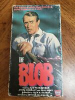 The Blob VHS (1958) Steve McQueen