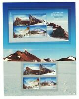 MAAT38) Australian Antarctic Territory 2013 Mountains Stamp Pack