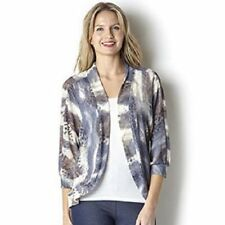 Animal Print Thin Jumpers & Cardigans Plus Size for Women