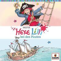 HEXE LILLI - 004/BEI DEN PIRATEN   CD NEU