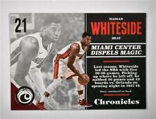2017-18 Chronicles Base #13 Hassan Whiteside