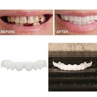 Sofortige Lächeln-Sitz-Flex-kosmetische Zahnheilkunde-Gebiss-falsches Zahn-Spitz