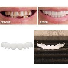 Instant Smile  Fit Flex Cosmetic Dentistry Denture False Teeth Top Veneer