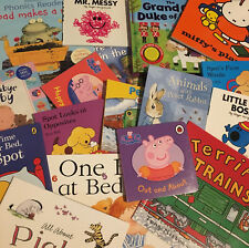Brand New Bulk Wholesale baby and toddler books. 20 Books Children's Bundle.