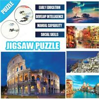DIY Jigsaw Puzzle 1000 Pieces Puzzles Adult Children Educational Toys Decoration