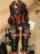 Red And Balck Adult Allstar Gear