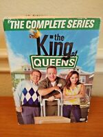 The King of Queens Complete Series (DVD 2011, 27-Disc) Seasons 1 2 3 4 5 6 7 8 9