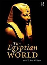 The Egyptian World by Taylor & Francis Ltd (Hardcover, 2007) 978-0-415-42726-5