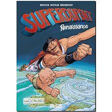 Superdupont 1 Renaissance Francois Boucq und Marcel Gotlib SATIRE Superhelden LP