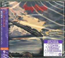 DEEP PURPLE-STORMBRINGER [35TH ANNIVERSARY REMASTER EDITION]-JAPAN 2 SHM-CD G88